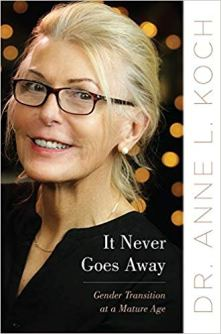 it never goes away by ann l koch