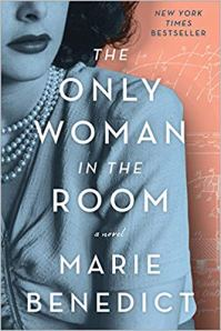 only woman in the room by marie benedict