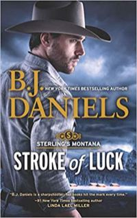 stroke of luck by bj daniels