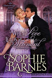 when love leads to scandal by sophie barnes