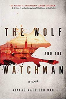 wolf and the watchman by niklas natt och dag