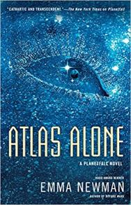 atlas alone by emma newman