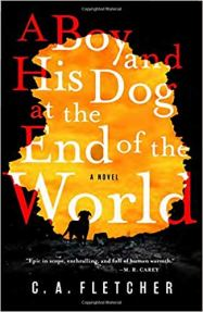 boy and his dog at the end of the world by ca fletcher