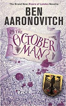 october man by ben aaronovitch
