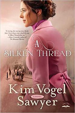 silken thread by kim vogel sawyer