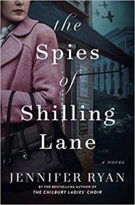 spies of shilling lane by jennifer ryan