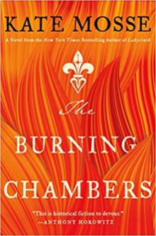 burning chambers by kate mosse