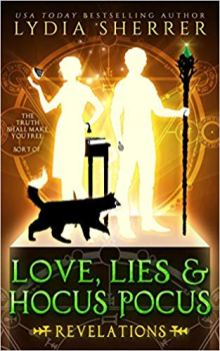 love lies and hocus pocus revelations by lydia sherrer