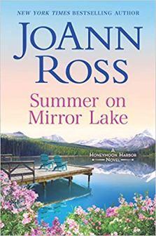 summer on mirror lake by joann ross