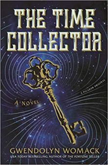 time collector by gwendolyn woman