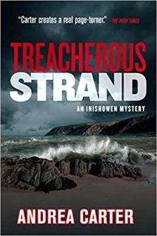 treacherous strand by andrea carter