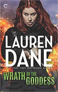 wrath of the goddess by lauren dane