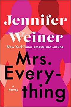 mrs everything by jennifer weiner