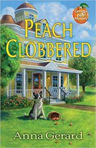 peach clobbered by anna gerard