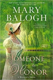someone to honor by mary balogh
