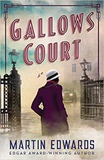 gallows court by martin edwards