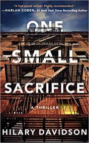 one small sacrifice by hilary davidson
