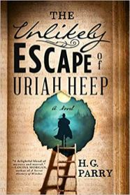 unlikely escape of uriah heep by hg parry