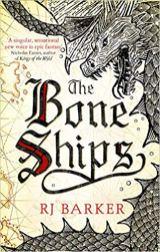 bone ships by rj barker