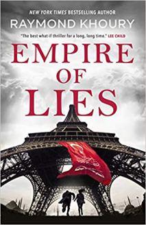 empire of lies by raymond khoury