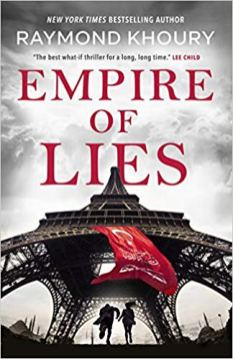 empire of lies by raymond khoury