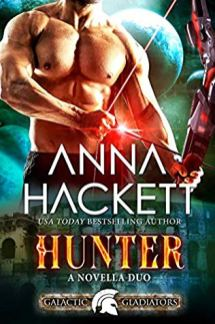 hunter by anna hackett