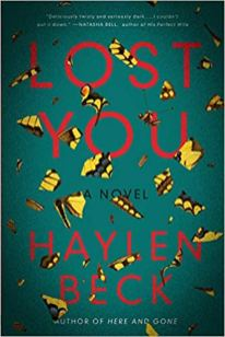 lost you by haylen beck