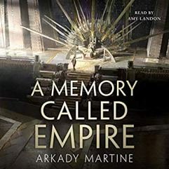 memory called empire by arkady martine audio