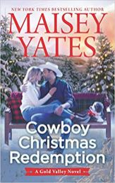 Xmas cowboy redemption by maisey yates
