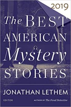 best american mystery stories by jonathan lethem