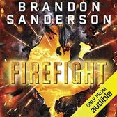 firefight by brandon sanderson audio
