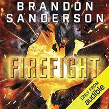 firefight by brandon sanderson audio