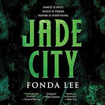 jade city by fonda lee audio