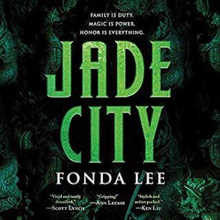 jade city by fonda lee audio