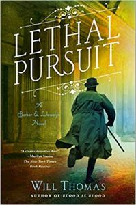 lethal pursuit by will thomas