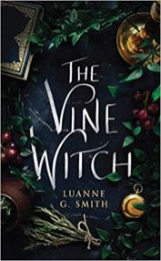 vine witch by luanne g smith