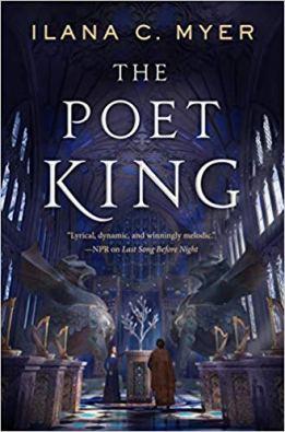 poet king by ilana c myer