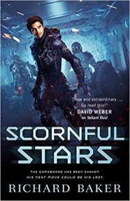 scornful stars by richard baker