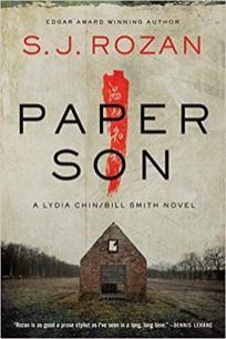 paper son by sj rozan