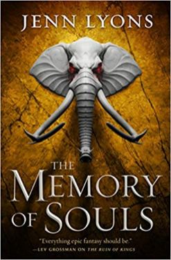 memory of souls by jenn lyons