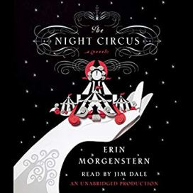 night circus by erin morgenstern audio