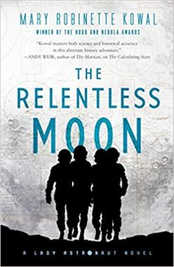 relentless moon by mary robinette kowal