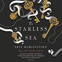 starless sea by erin morgenstern audio
