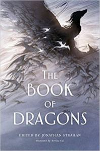 book of dragons by jonathan strahan