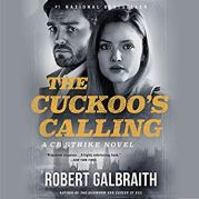 cuckoos calling by robert galbraith audio