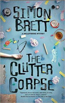 clutter corpse by simon brett