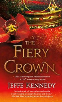 fiery crown by jeffe kennedy