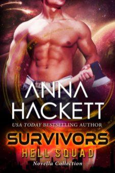 hell squad survivors by anna hackett