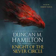 knight of the silver circle by duncan m hamilton audio