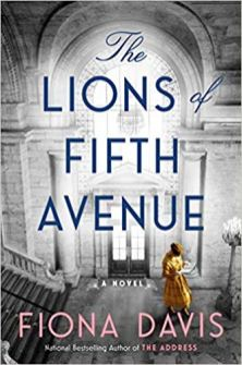 lions of fifth avenue by fiona davis